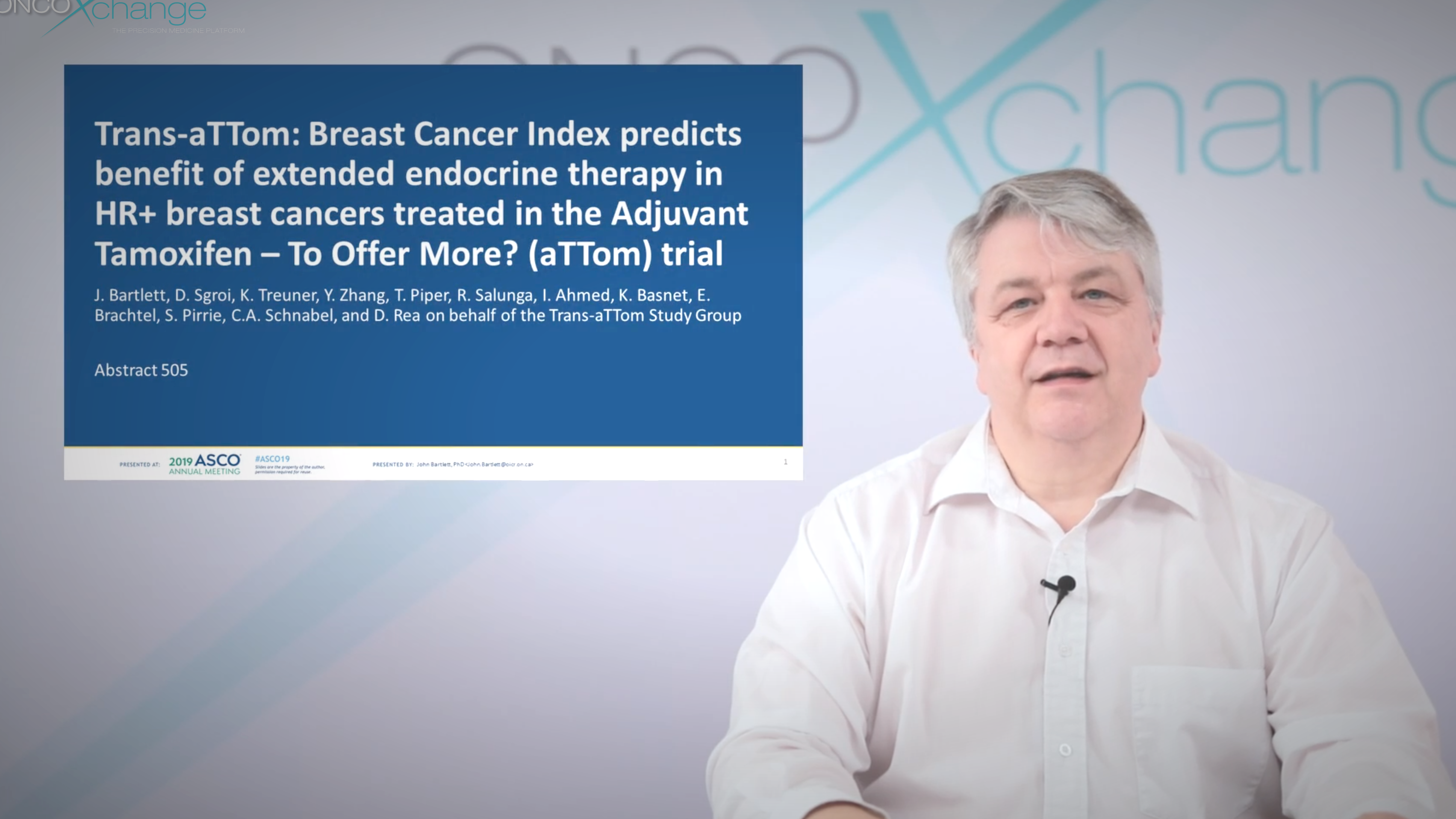 Trans-aTTom trial: To offer more?