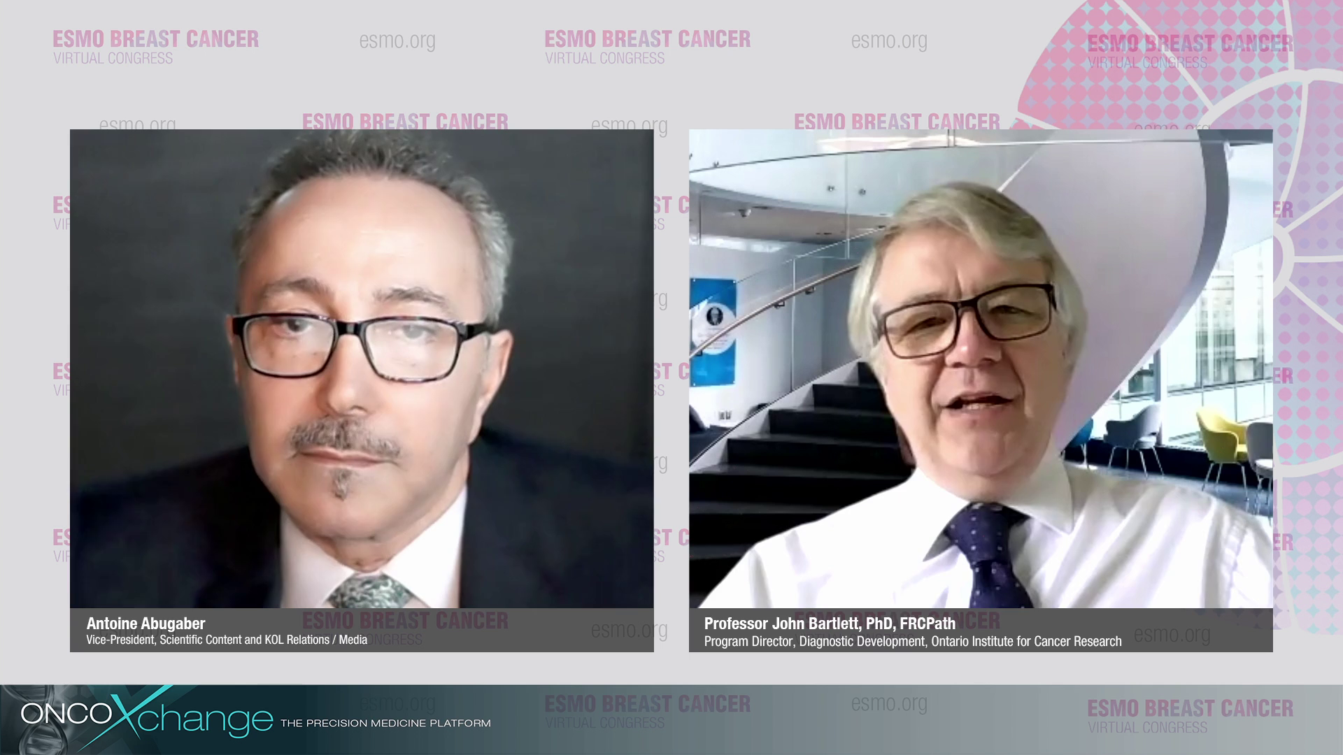 ESMO BREAST 2021 - HER2-low breast cancer - what is it  anyway?