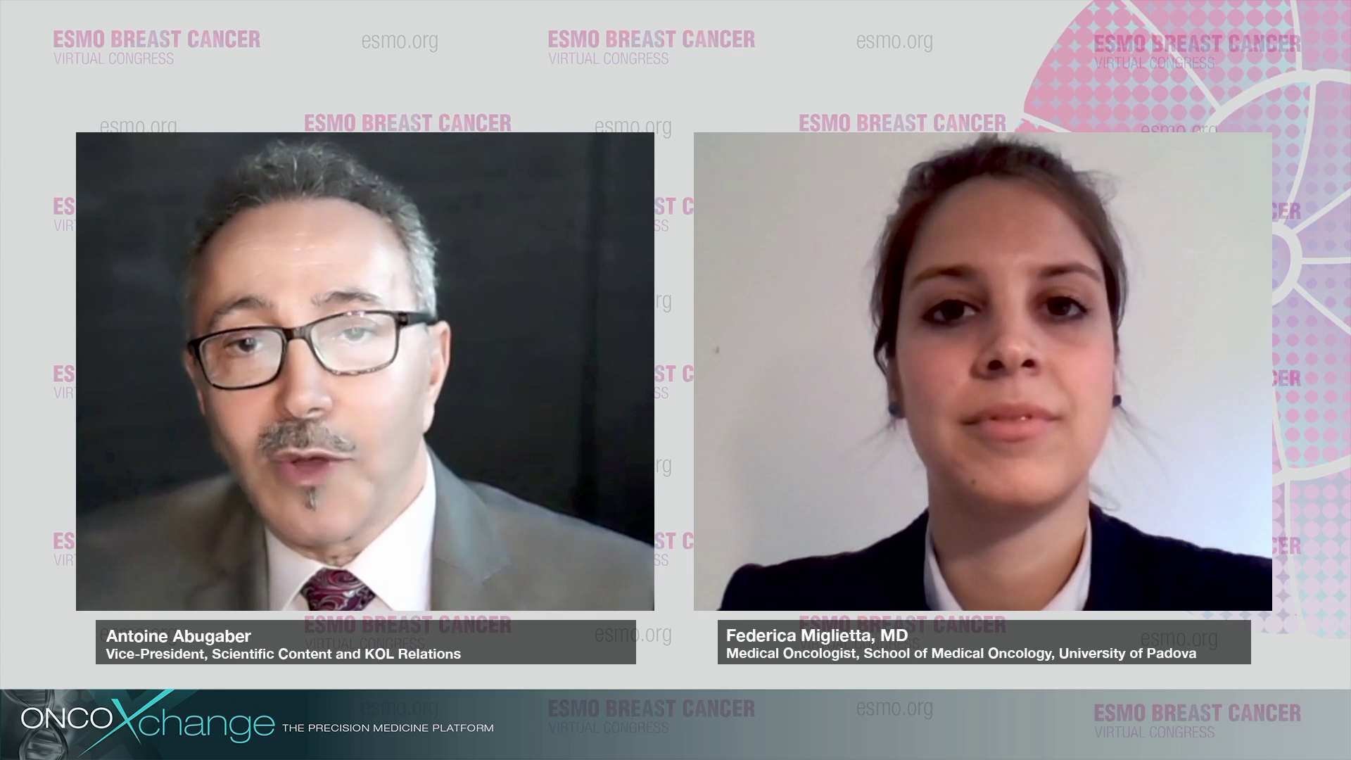 ESMO 2021 - HER2-low breast cancer: evolution  from primary breast cancer to relapse